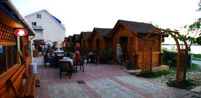 Кафе Хуторок Оленевка